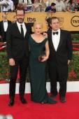 Eric White, Patricia Arquette, Guest — Stock Photo