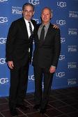 John Lesher,   Michael Keaton — Stock Photo