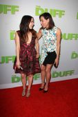 Mae Whitman, Aubrey Plaza — Foto de Stock