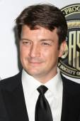 Nathan Fillion — Stock Photo
