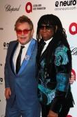 Elton John, Nile Rodgers — Stock Photo