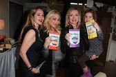 Jenise Blanc, Jennifer Blanc-Biehn, Tanya Newbould, Eva Lee — Zdjęcie stockowe