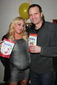 Michael Biehn,  Jennifer Blanc-Biehn — Stock Photo