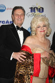 Joseph Bologna, Renee Taylor — Stock Photo