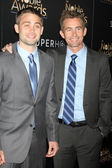Cody Walker, Caleb Walker — Stock Photo