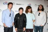Anders Holm, Adam DeVine, Blake Anderson, Kyle Newachec — Stock Photo