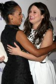 Kerry Washington,  Katie Lowes — Stock Photo