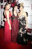 Courtney Sixx, Blanca Blanco, Eugenia Kuzmina — Stock Photo
