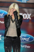 Jax  at the American Idol — Stock Photo