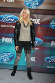 Jax  at the American Idol — Stock Photo