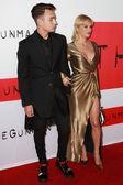 Brandon Thomas Lee, Pamela Anderson — Stok fotoğraf