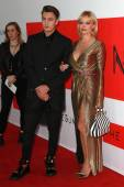 Brandon Thomas Lee, Pamela Anderson — Stock Photo