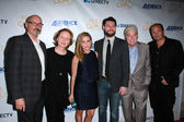 Terry O'Quinn, Kate Burton, Brittany Snow, Patrick Fugit, Stacy Keach, Chris Bauer — Stock Photo