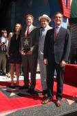 Molly Shannon, Will Ferrell, John C. Reilly, Eric Garcetti — Stock Photo