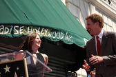 Molly Shannon, Will Ferrell — Stock Photo