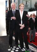 Christopher Plummer, Julie Andrews — Stock Photo