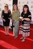 Heather Menzies, Debbie Turner, Kym Karath — Stock Photo