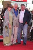 Shirley MacLaine, Christopher Plummer, William Shatner — Stock Photo