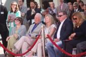 Shirley MacLaine, Christopher Plummer, Elaine Taylor, William Shatner — Stock Photo