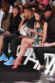 Michelle Rodriguez, Ludacris, Jordana Brewster — Stock Photo