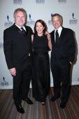 David Hunt, Patricia Heaton, Gary Sinise — Stock Photo
