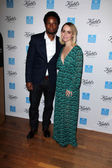 Elvis Nolasco, Taryn Manning — Stock Photo