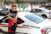 Tricia Helfer — Stock Photo