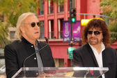 Joe Walsh, Jeff Lynne — Stock Photo
