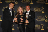 Fred Willard, Donna Mills, Ray Wise — Stock Photo
