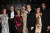 Suzanne Rogers, John Aniston, Peggy McKay, Arianne Zucker, Ken Corday, Kate Mansi, Shawn Christian — Stock Photo