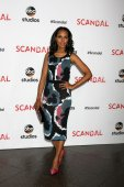 Kerry Washington — Fotografia Stock