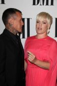 Carey Hart, Pink — Stock Photo