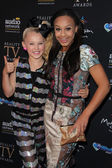 JoJo Siwa, Nia Sioux Frazier — Stock Photo