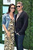 Odette Annable, Dave Annable — Stock Photo