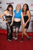 Tasha Jones, Jane Starr, Tori Mayes — Stock Photo