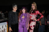 Sham Ibrahim, Phoebe Price, Kelly Mantle — Stock Photo