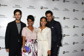Josh Peck, Kelly Jenrette, Christina Milian, John Stamos — Stock Photo