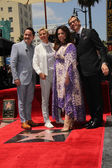 Melissa McCarthy, Ben Falcone, Ellen Degeneres, Paul Feig — Stock Photo