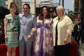 Ben Falcone, Melissa McCarthy, family — Stock Photo