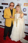 George Barris, Terry Moore — Stock Photo