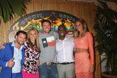 Rodney Lavoie Jr, Carolyn Rivera, Mike Holloway, Will Sims II, Sierra Dawn Thomas — Stock Photo