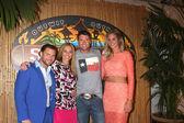 Rodney Lavoie Jr, Carolyn Rivera, Mike Holloway, Will Sims II — Stock Photo
