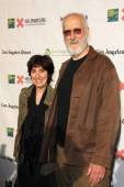 Anna Stuart, James Cromwell — Stock Photo
