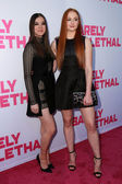 Hailee Steinfeld, Sophie Turner — Stock Photo