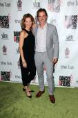 Missy Yager, Sam Trammell — Stock Photo