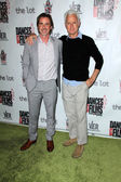 Sam Trammell, John Slattery — Stock Photo