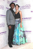 Aloe Black, guest — Stock Photo