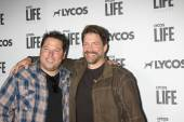 Greg Grunberg, Jason Brooks — Stock Photo