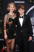 Ryan Simpkins, Ty Simpkins — Stock Photo