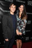 Gabriel Tarantini, Fernanda Chaves — Stock Photo